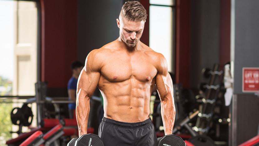 The Best Weekly Split For Building Lean Muscle Dapper Dude