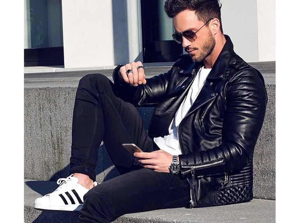 6649b23e0d75c A Quick Style Guide: Leather Jackets - Dapper Dude