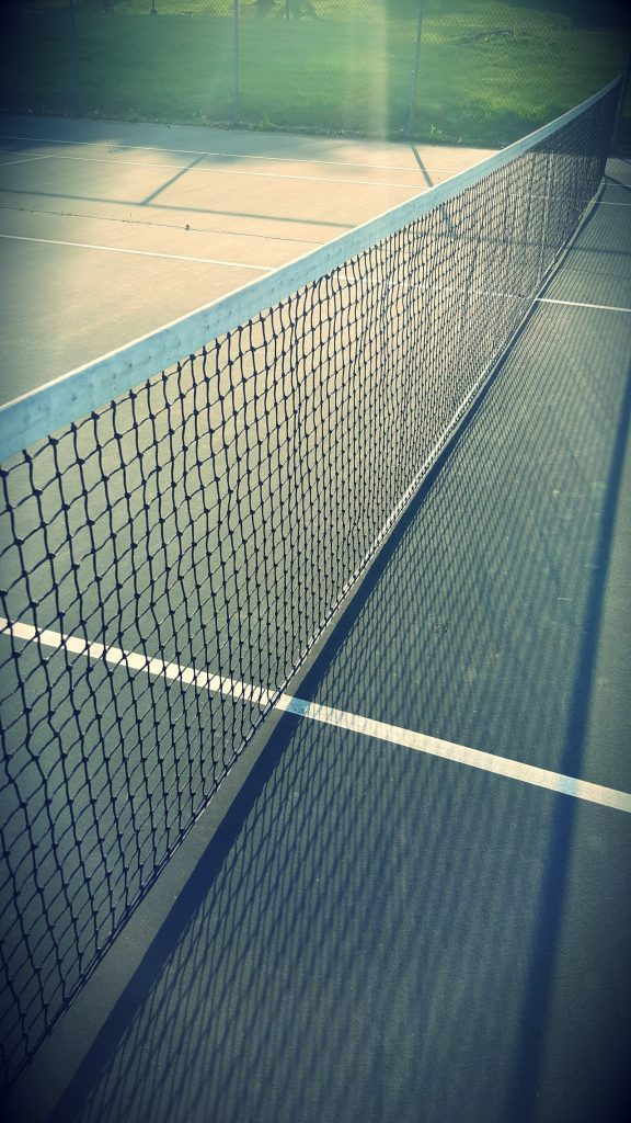 How to Build a Tennis Court in Your Backyard - Dapper Dude
